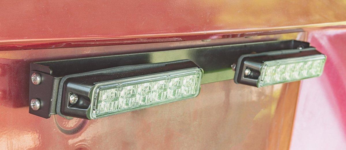 License Plate Brackets