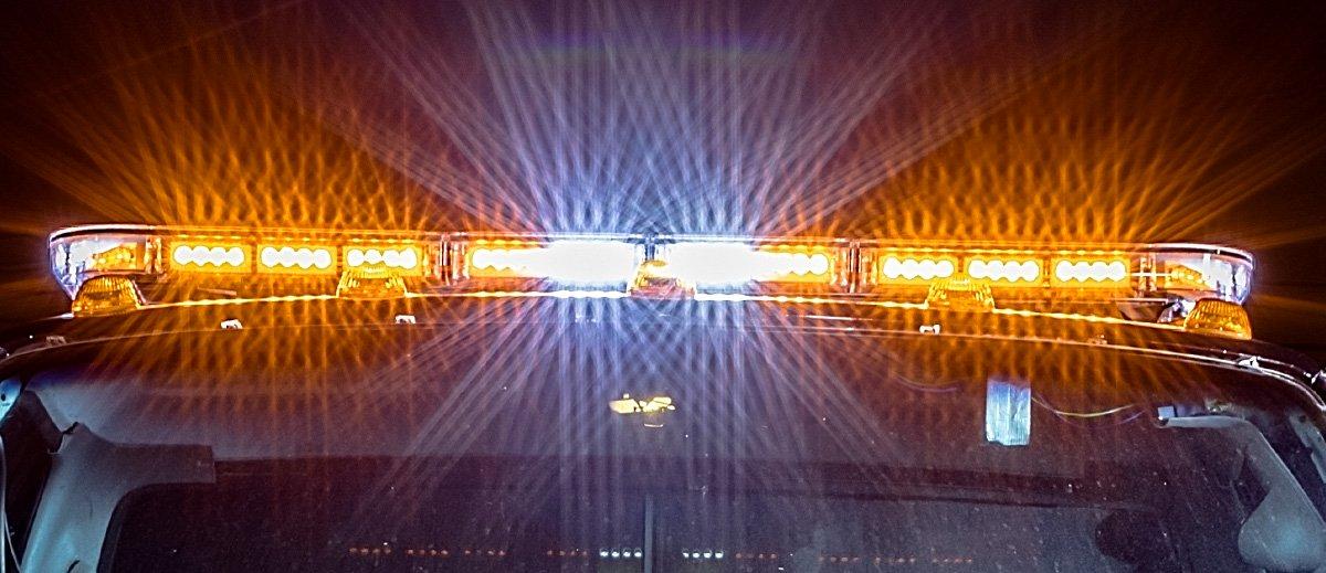 Amber Strobe Lights