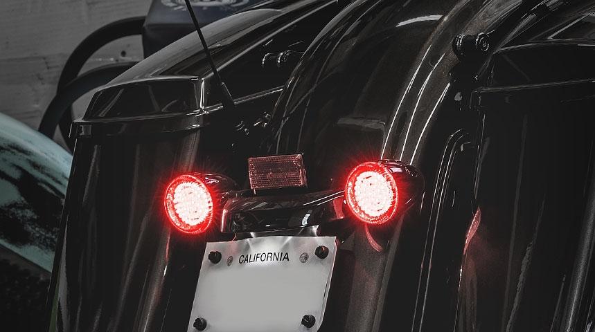 Harley Davidson Tail Lights