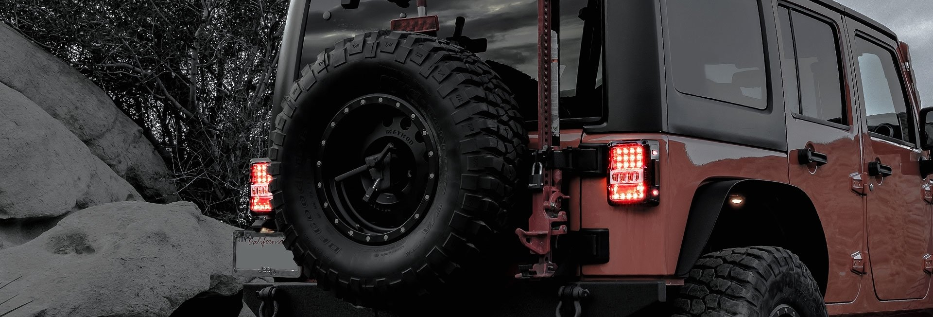 Jeep Tail Lights