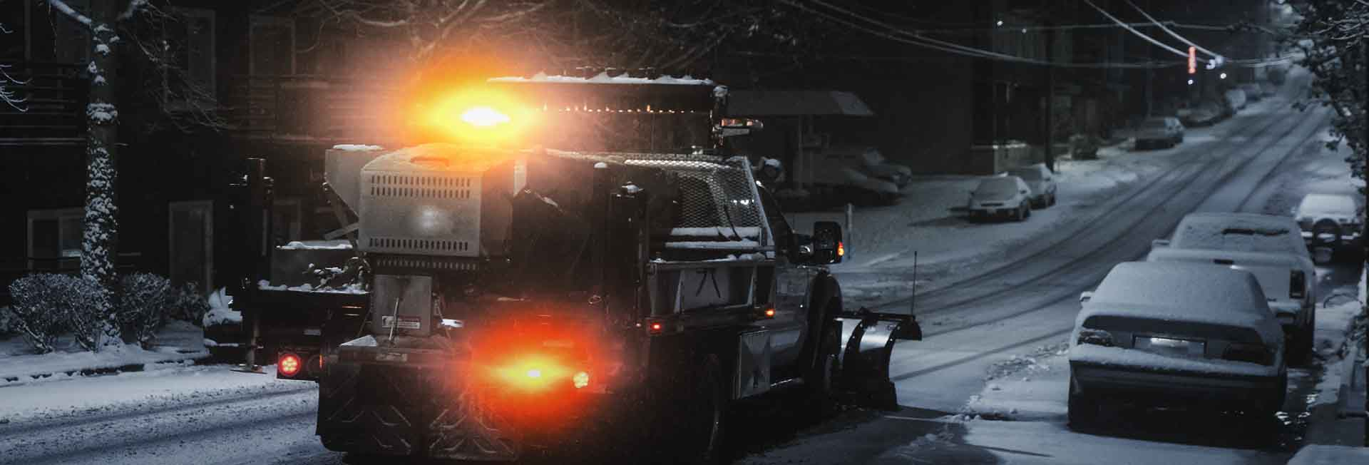 Utility Work Lights For Commercial Construction Vehicles Wiring On Truck Service