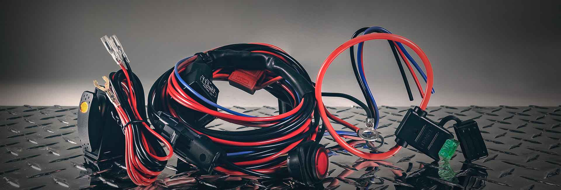Led Wiring Harnesses Automotive Loom Tape Nz Harness