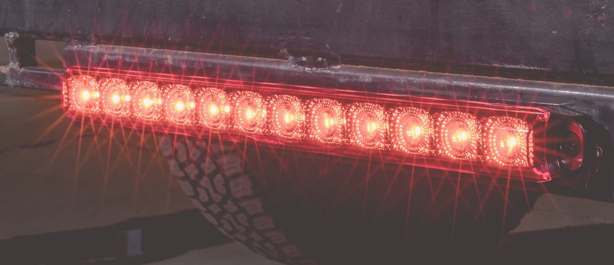 Identification Light Bar