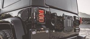 Jeep Tail Lights