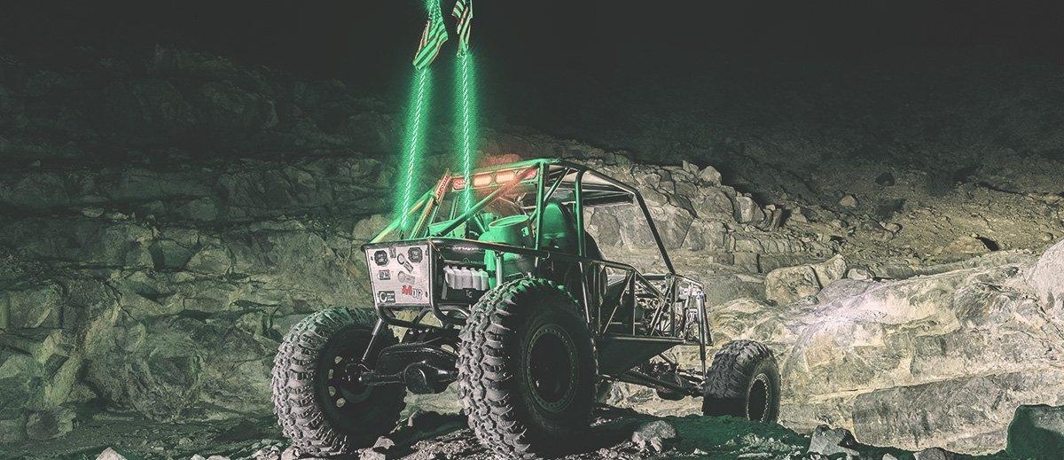 LED Whips