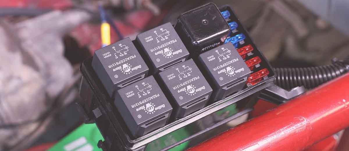 34 Bosch 4 Pin Relay Wiring Diagram
