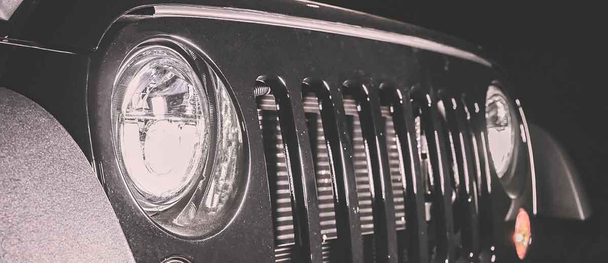 Sealed Beam Headlights