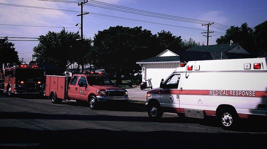 Emergency Vehicle Lights - LED Emergency Vehicle Warning Lights