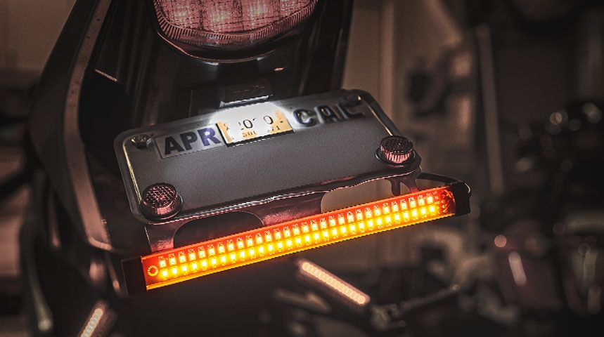 Tail Light Strips