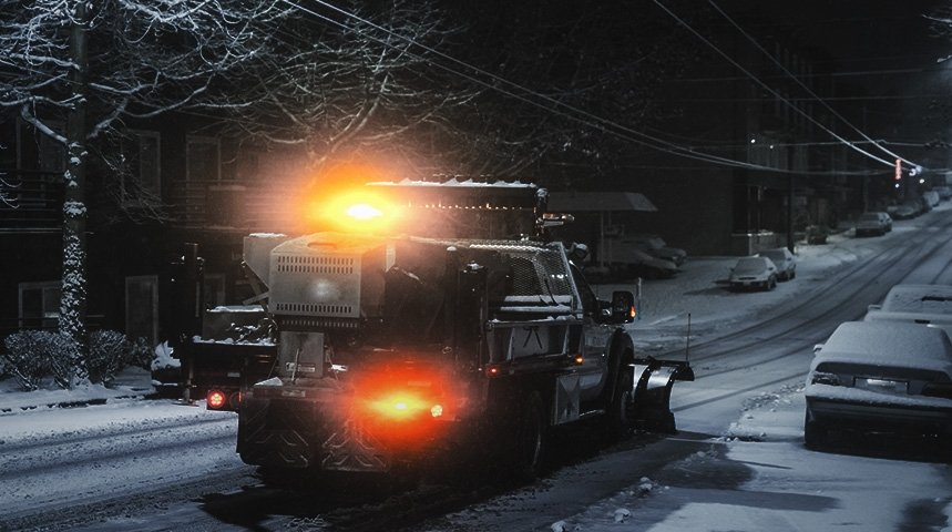 Utility Work Lights for Commercial & Construction Vehicles