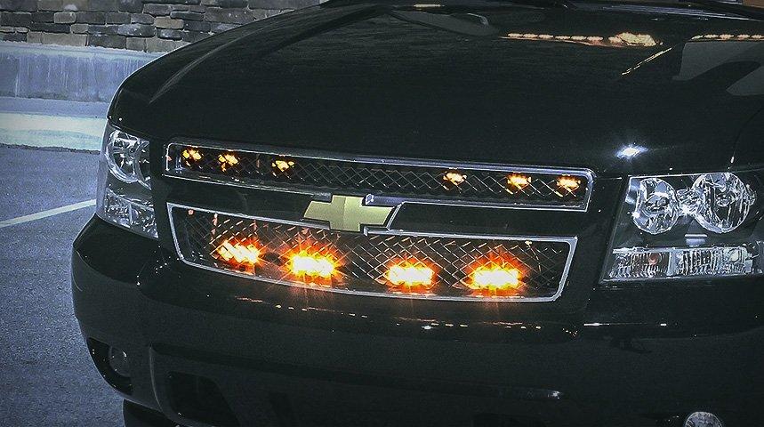Vehicle Strobe Lights >> Amber Led Strobe Lights Strobe Lights Online