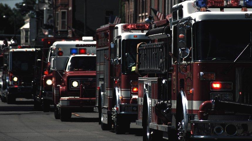 13d6b434469 Volunteer Fire Fighter LED Lights   Sirens