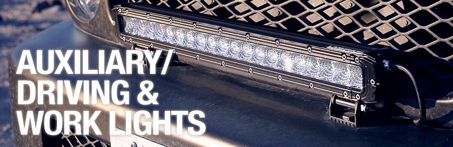 Auxiliary | Driving and Work Lights