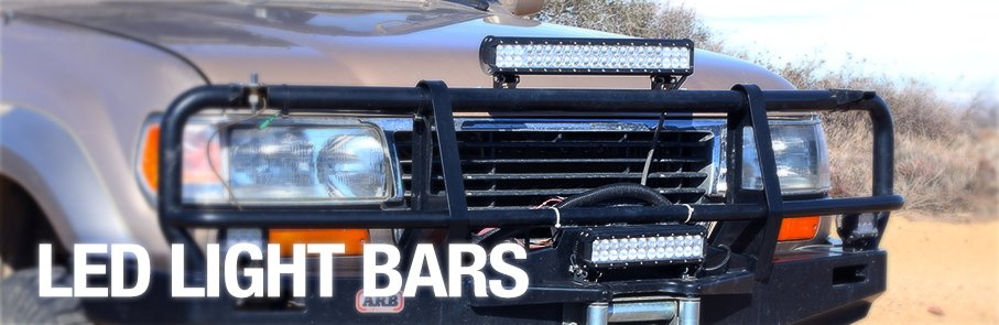 Led off road light bars led light bars for sale on the mountain side or the job site an led light bar can make the difference between finishing first and not even showing up so prepare your vehicle take aloadofball