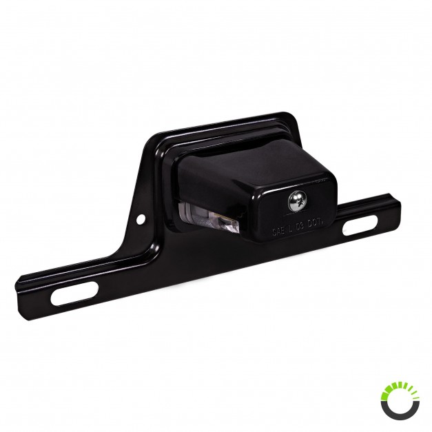 Bracket-Mount License Plate Light
