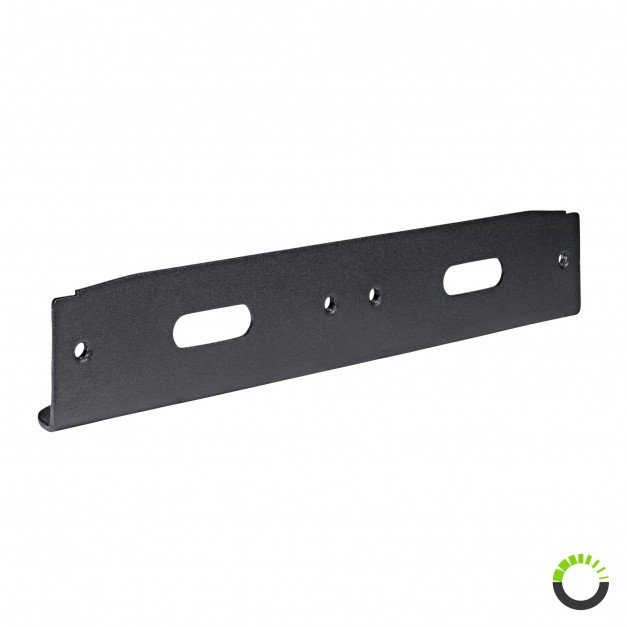 Dual Side-by-Side Mounting Bracket for NanoFlare Light Head NFLH03-Rev.1