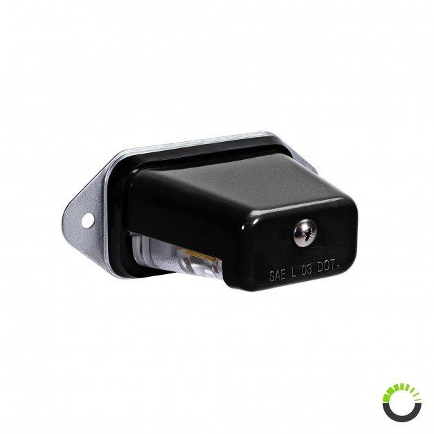 Surface-Mount License Plate Light