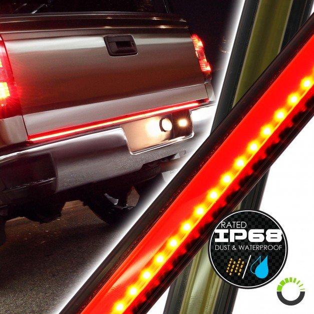 DRL/Brake/Turn Tailgate Light Bar