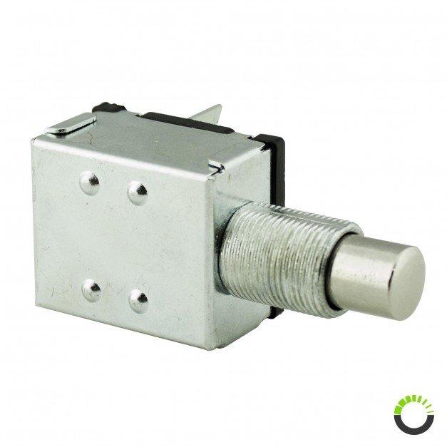 12V DC 15A SPST Momentary Switch