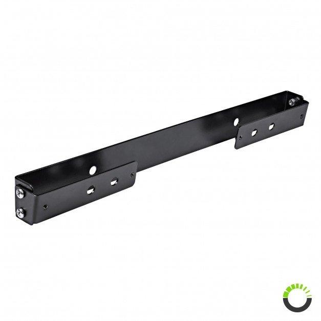 License Plate Horizontal Mounting Bracket for NanoFlare Light Head NFLH04-Rev.1