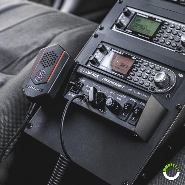 SoundAlert SASN01 Rev.1 100W Mechanical Siren Unit