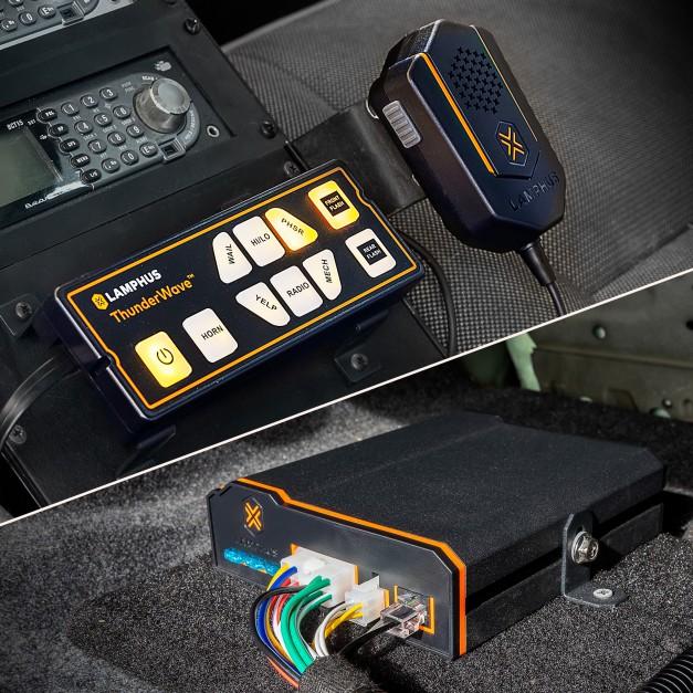 ThunderWave TWSN11 150W Remote Siren Amplifier