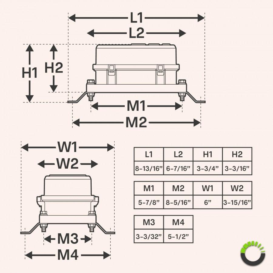 Waterproof Spdt Relay Wiring Diagram