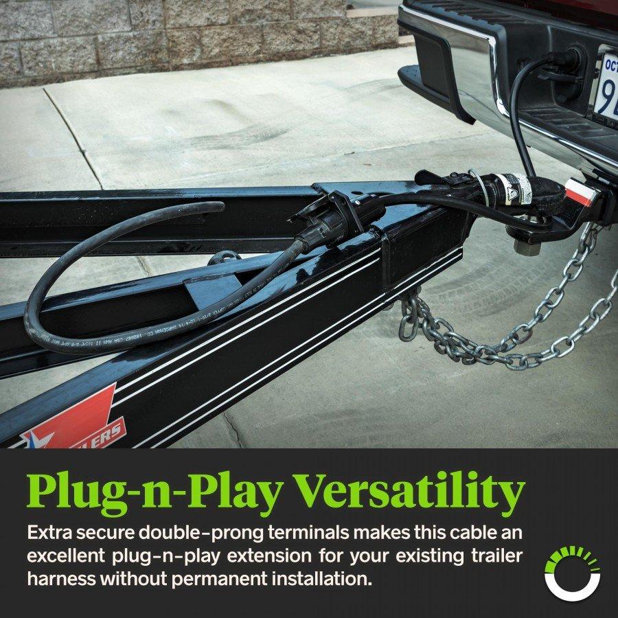 7 Way Trailer Plug Wiring Instructions