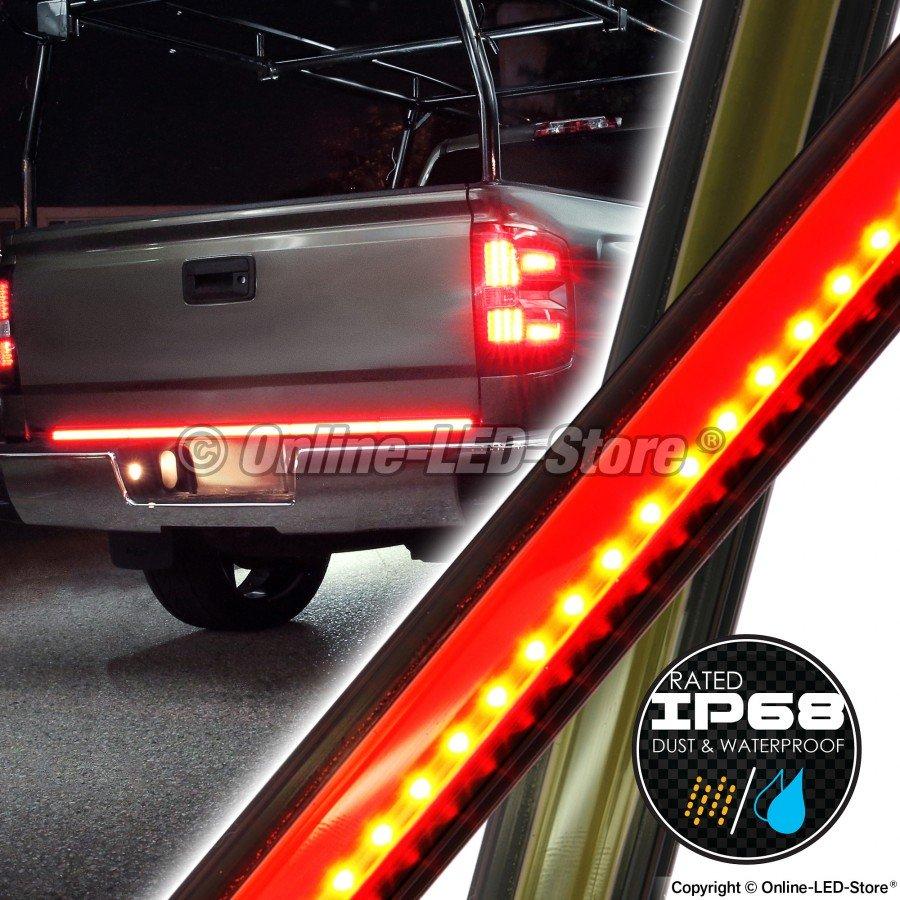 Tailgate Led Light Bar Tailgate Light Bar With Reverse