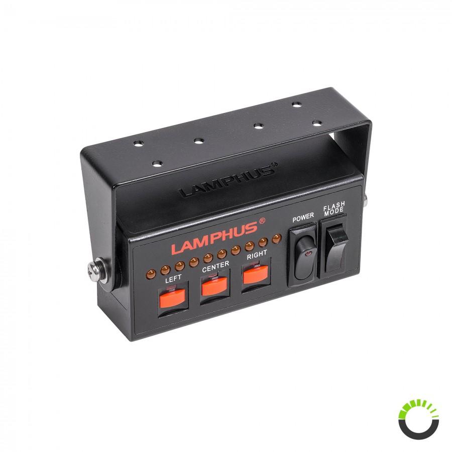 Traffic Advisor Controller Box For Solarblast Traffic