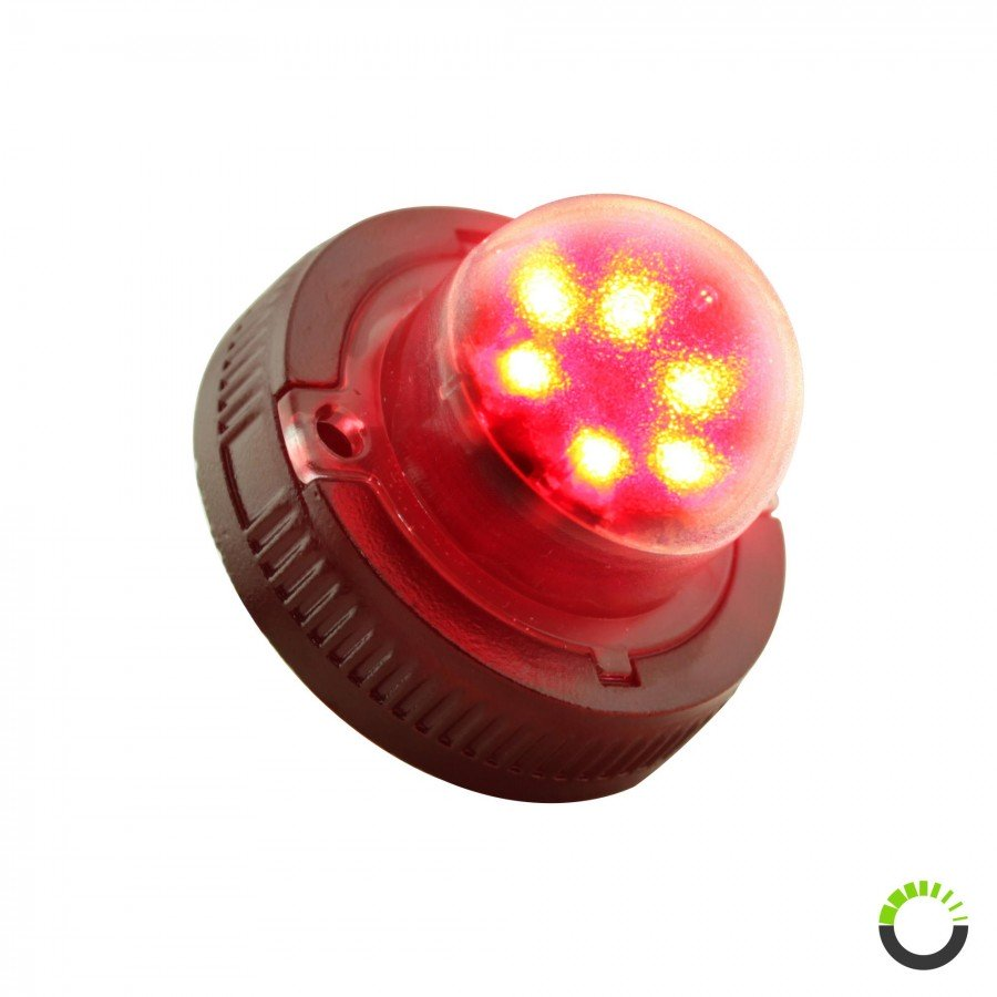 Hideaway Strobe Light Led Hide Away Online Store The Blue Were Existing Standard Lights And Wiring Red Free Shipping