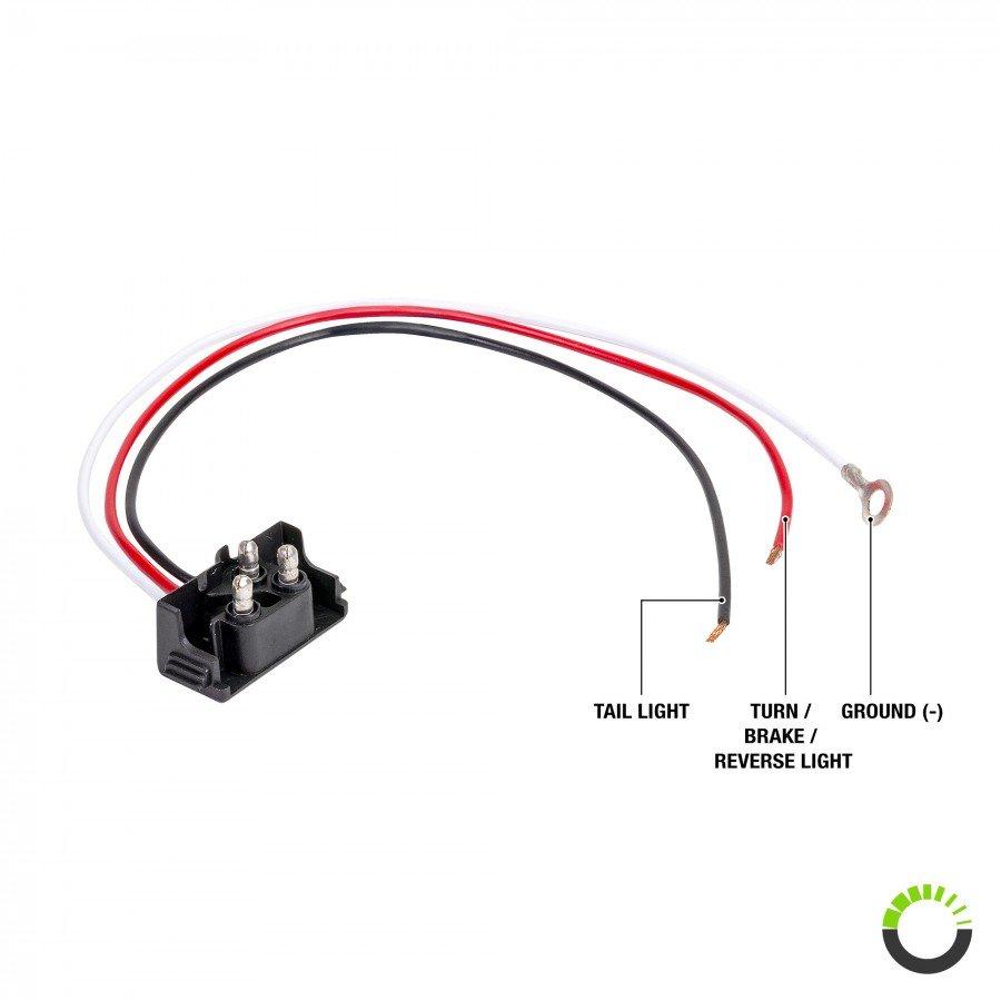 Led Wiring Diagram For Trailer Lights