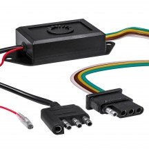 4-Pin Add-On Module Adapter For Trucks with Tow Package/Blind Spot Detection