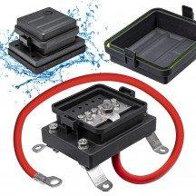 IP65 Waterproof Bus Bar Power Distribution Block