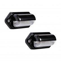 2pc Courtesy/Step LED Light - Black