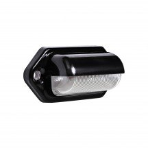 Courtesy/Step/License Plate LED Light - Black