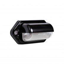 Courtesy/Step/License Plate LED Light - Black