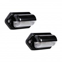 2pc Courtesy/Step LED Light - Black