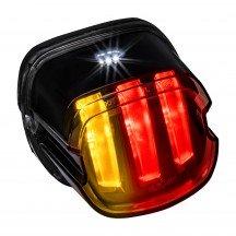 Claw Design DOT Approved  F1 Blinker Amber Turn Signal Harley Davidson Brake Light
