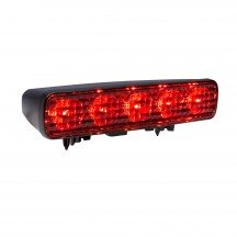 5-Diode LED Third Brake Light for JEEP JL - Red Lense