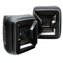 TBL2802 LED Tail Light Kit for Jeep JL - Black
