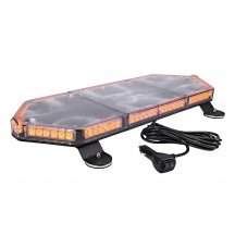 "NanoFlare 26"" 80W Mini Light Bar - Amber"