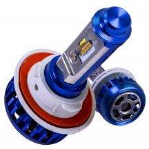 DuskFire E-Series 80W 7,400 Lumens LED Headlight Bulb Kit - H13 (9008)