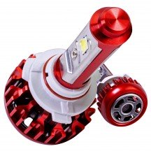 DuskFire R-Series 80W 7,600 Lumens CREE LED Headlight Bulb Kit - 9005 (HB3)