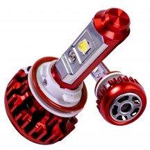 DuskFire R-Series 76W 10,000 Lumens CREE LED Headlight Bulb Kit - H11 (H8, H9, H16)