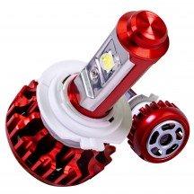 DuskFire R-Series 76W 10,000 Lumens CREE LED Headlight Bulb Kit - H7