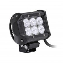 "LAMPHUS CRUIZER CRLB06 4"" 18W Off Road LED Light Bar - Flood"