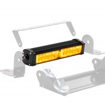 """CosmicRay 9"""" 16W Dash and Deck Light - Amber"""