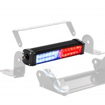 """CosmicRay 9"""" 16W Dash and Deck Light - Blue / Red"""