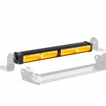 """CosmicRay 17"""" 32W Dash and Deck Light - Amber"""